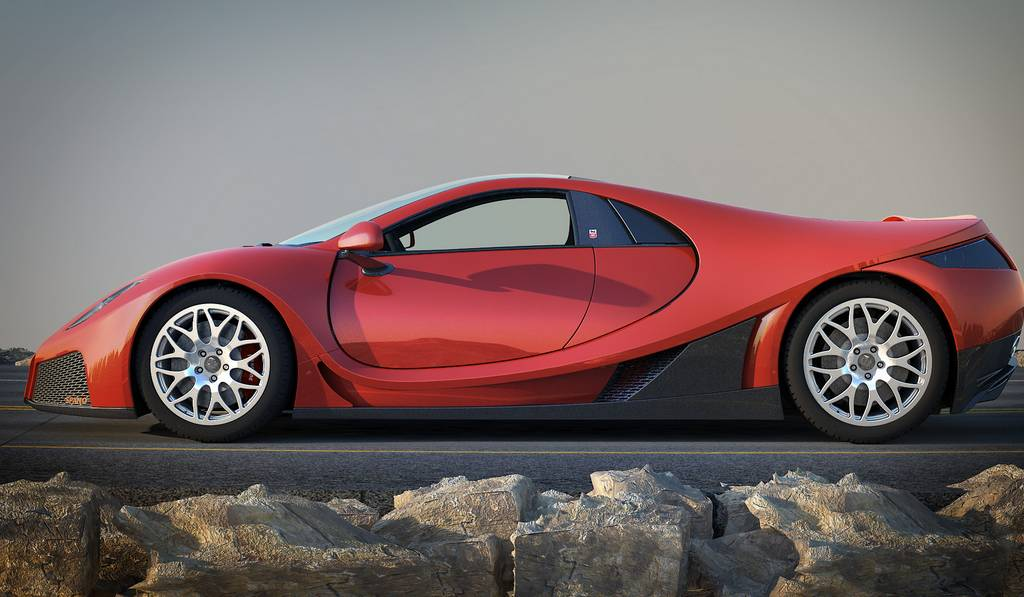 GTA Spano to Feature Prominantely at 2013 Geneva Motor Show