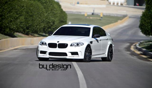 Hamann bmw f10 m5 from by design motorsports