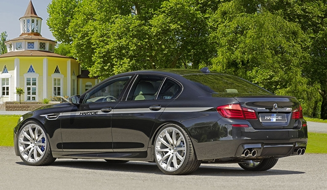 Official: Hartge Engine Conversion for BMW M5 F10