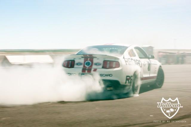 Bullrun 2012 - Team UNDFTD, Shelby GT500