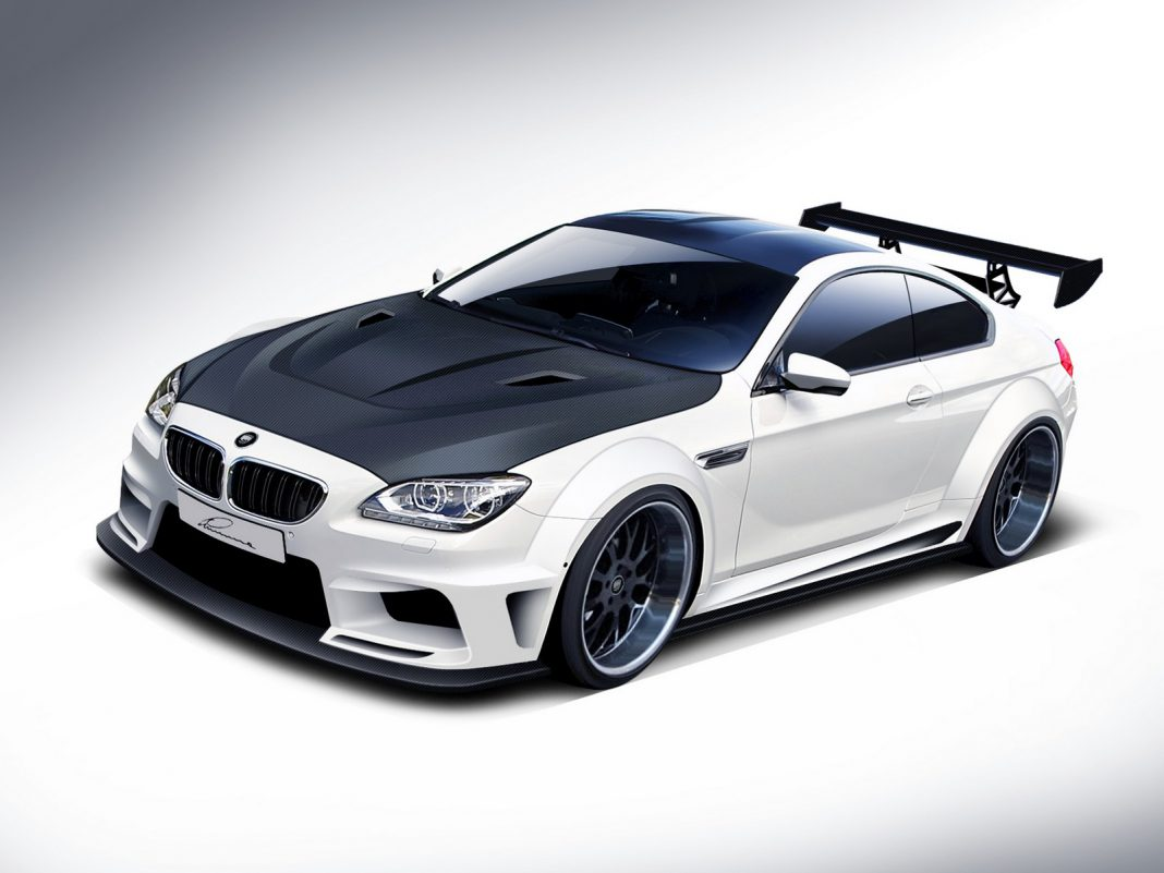 Lumma Design BMW CLR 6 M