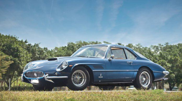 1962 Ferrari 400 Superamerica SWB Coupe by Pininfarina