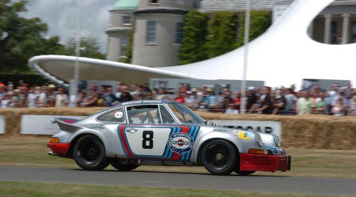 The Porsche 911 will be Center Feature at Goodwood 2013