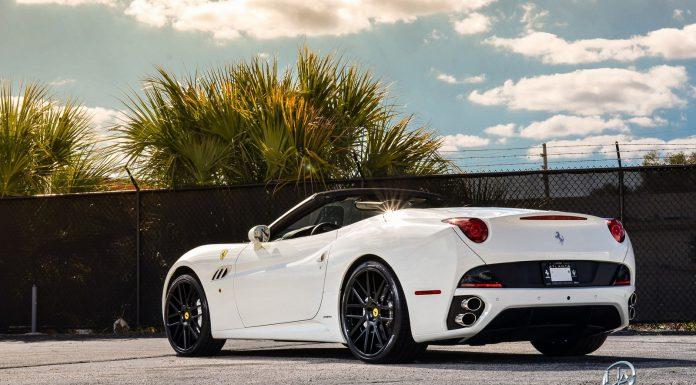New Orleans Saints Sedrick Ellis Gets a Ferrari California