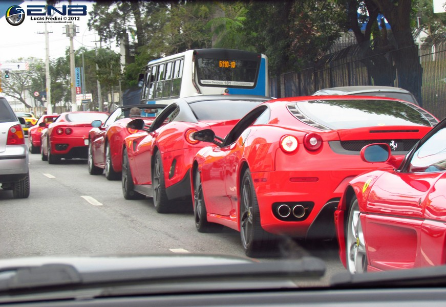 Ferrari Day Brasil