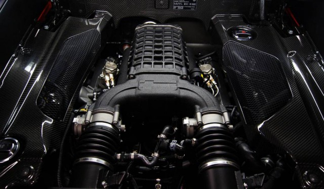 VF-Engineering Unleashes 760hp Supercharged kit for Lamborghini Gallardo LP560-4