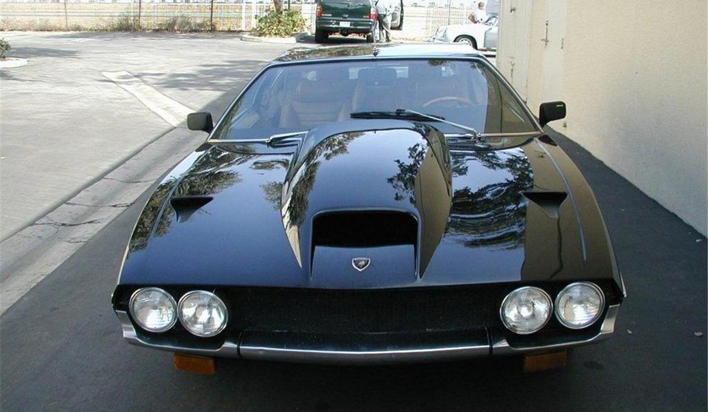 For Sale One Off 1972 Lamborghini Espada On Motor Cars