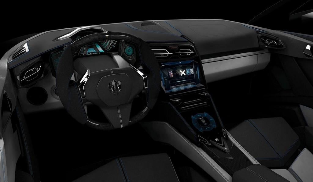 Official Brochure Reveals W Motors Lykan Hypersport Interior