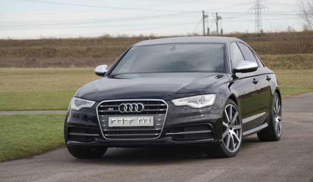 M Cantronic Audi S6 C7 555hp by MTM