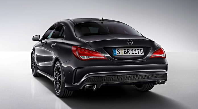 Official: 2014 Mercedes-Benz CLA-Class Edition 1