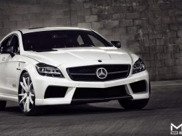 Mercedes-Benz CLS 63 AMG by Misha Designs