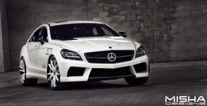 Mercedes-Benz CLS 63 AMG by Misha Designs