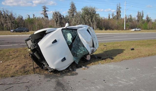 Nissan GT-R Crash