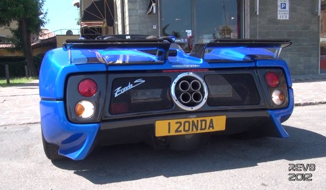 Supercars Exhaust Sounds Compilation