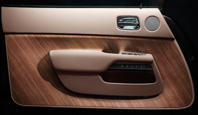 Third Teaser and Details About Upcoming Rolls-Royce Wraith Revealed