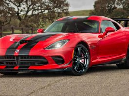 Report: SRT Viper ACR Pinned for 2014 Release