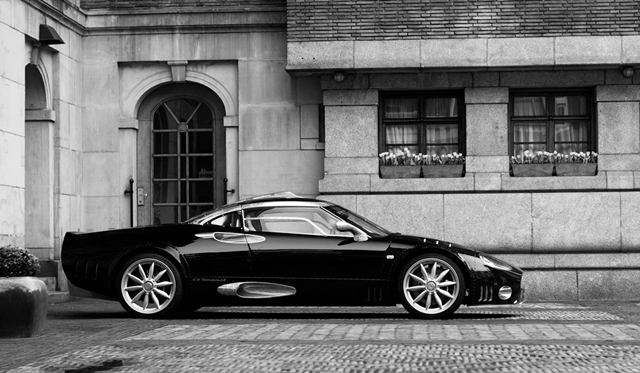 Gallery: Supercars in Amsterdam by Willem Verstraten Photography