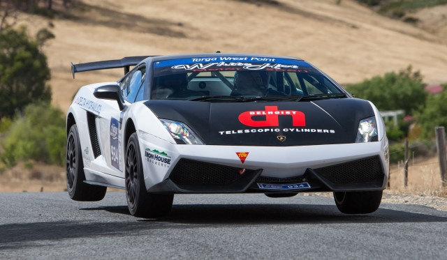 Targa Wreist Point Day 1 Highlights