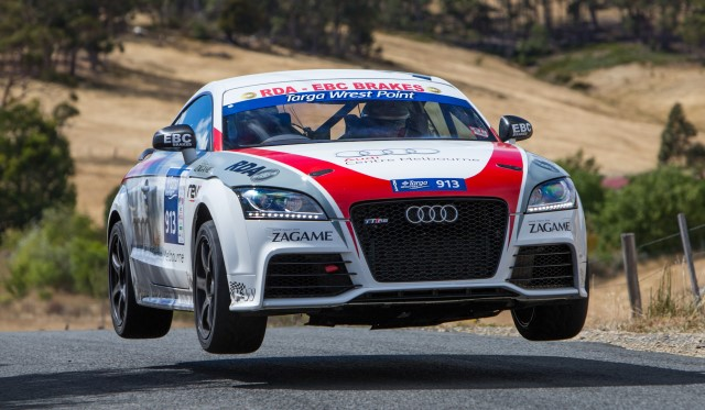 Targa Wreist Point Day 2 Highlights