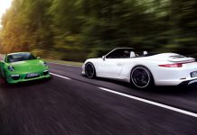 TechArt Program for Porsche 911 Carrera 4 Models