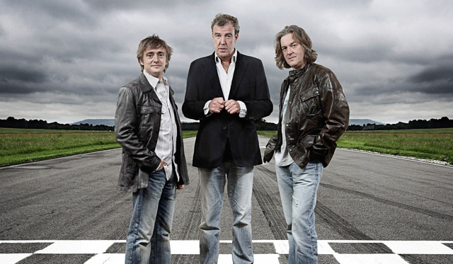 Top Gear Season 20 Episode 1