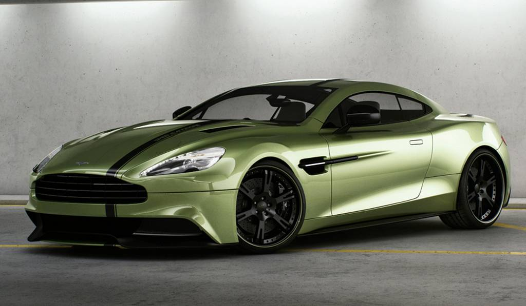 Official 2013 Aston Martin Vanquish By Wheelsandmore Gtspirit