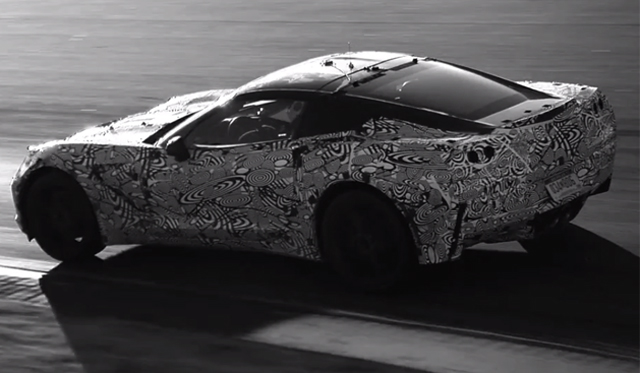Video: Chevrolet Dissects Driving Experience of 2014 Corvette Stingray