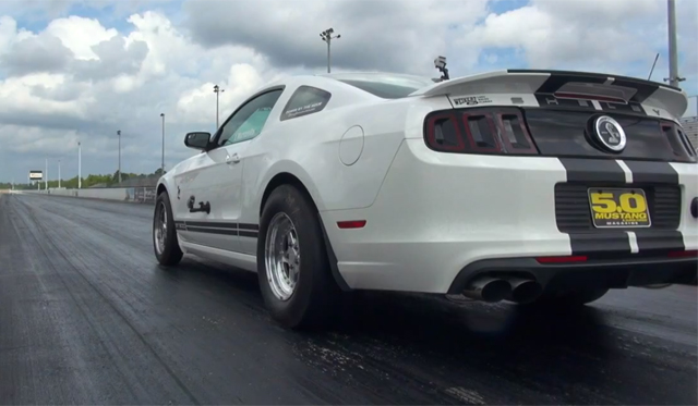 Video: World's Quickest 2013 Ford Shelby GT500 by Lethal Performance