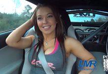 Video: Sarah Leann Rides in 8-Second, Twin-turbo Chevrolet Corvette