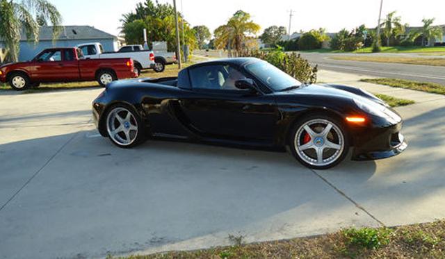 Overkill: Porsche Carrera GT Replica on eBay With Porsche Flat-Six