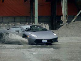 Video: Teaser of Lamborghini Gallardo WRC Driving