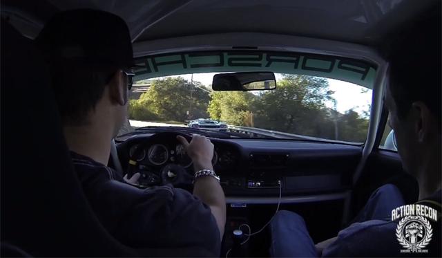 Video: Porsche 993 GT2 Evo With Lamborghini Diablo SV Race in Mexico