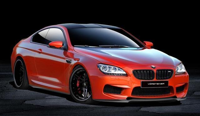 BMW M6 Coupe by Vorsteiner