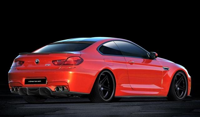 BMW M6 Convertible by Vorsteiner