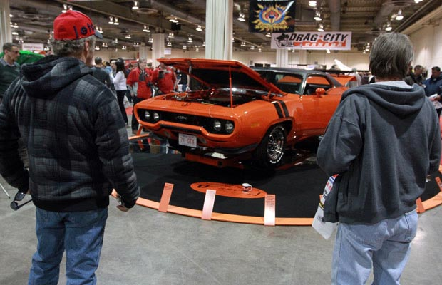 World of Wheels, Calgary 2011