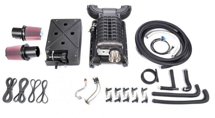 VF-Engineering Unleashes 760hp Supercharged kit for Lamborghini Gallardo LP560-4