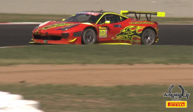 Video: Overview of Australian GT Championship at Bathurst