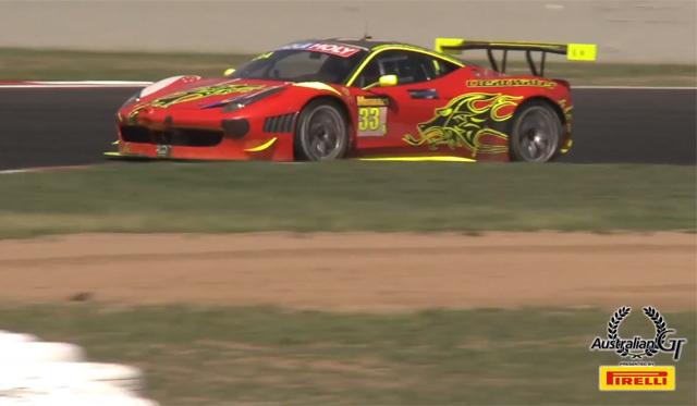 Video: Overview of Australian GT Championship at Bathurst