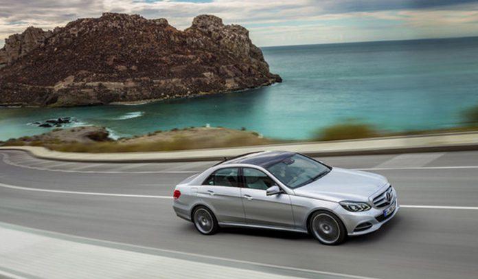 Báo cáo: Mercedes-Benz Chuẩn bị Mường E550 V8 cho E400 Twin-Turbo V6