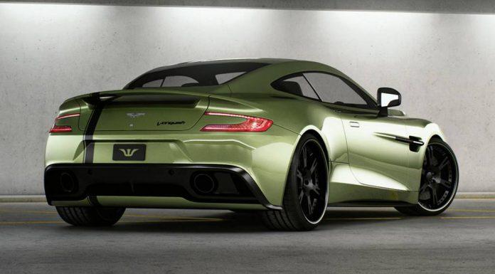 Official: 2013 Aston Martin Vanquish by Wheelsandmore