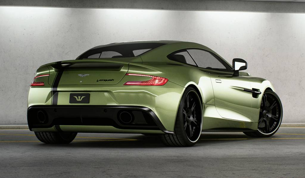 official 2013 aston martin vanquish by wheelsandmore gtspirit. Cars Review. Best American Auto & Cars Review