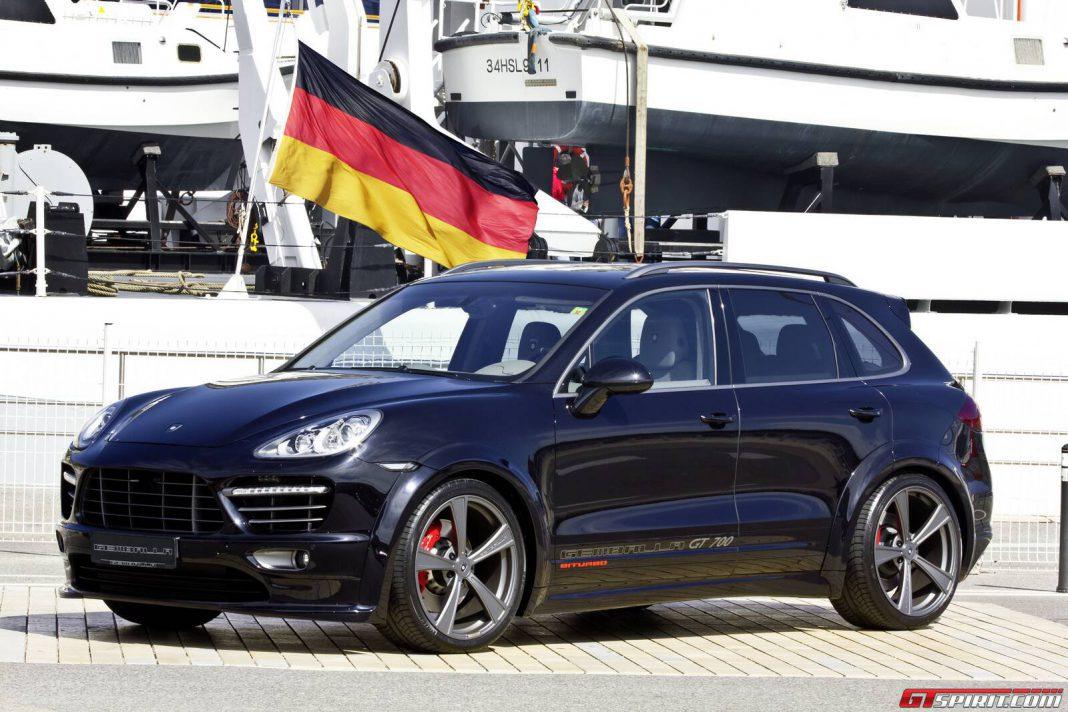 Gemballa Porsche Cayenne Aero 2