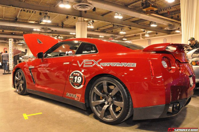 VEX Performance Nissan GT-R