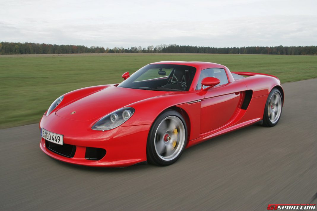 road test porsche carrera gt gtspirit. Black Bedroom Furniture Sets. Home Design Ideas