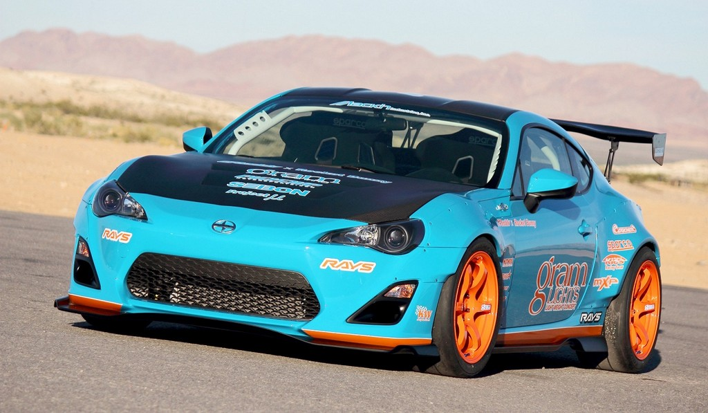 Official: KW Coilovers for Toyota GT86