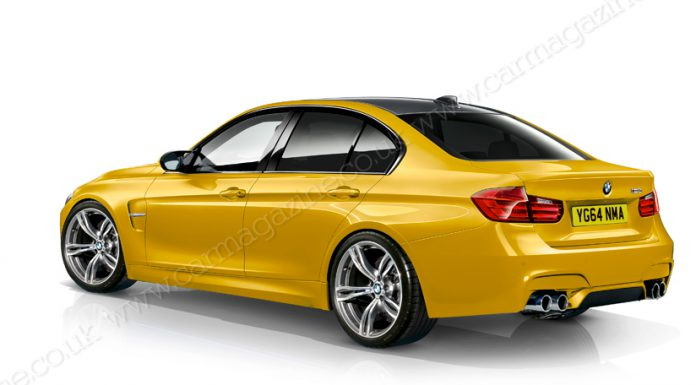 New Photos and Details of 2014 BMW F80 M3