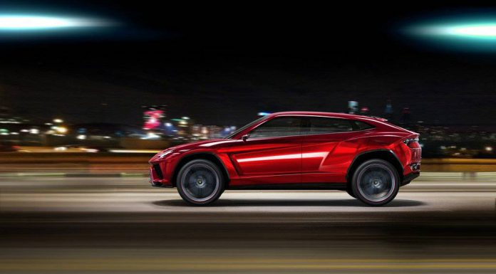 Report: Production Lamborghini Urus Could be a Hybrid