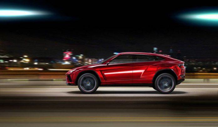 Report: Production Lamborghini Urus Could be a Hybrid