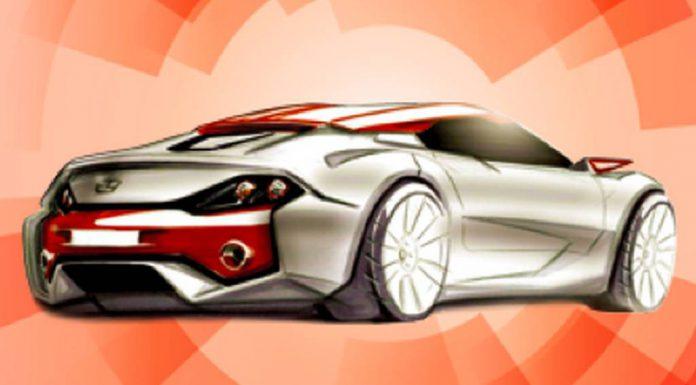 Sbarro Réact' E.V Heading to Geneva Motor Show 2013