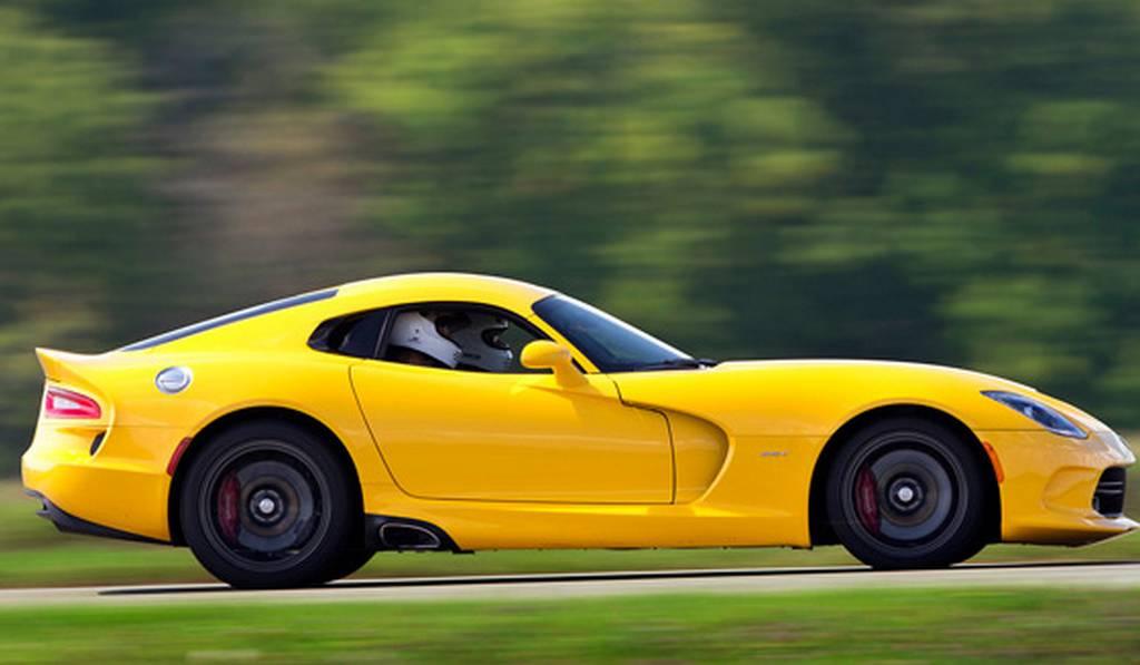 Official: SRT Begins Offering 2013 SRT Viper Track Pack